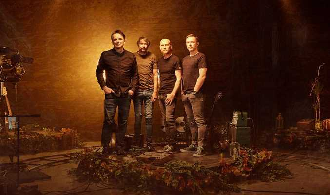 Pineapple Thief Foto band