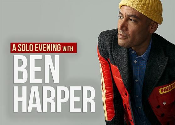 Ben Harper solo Live 2021