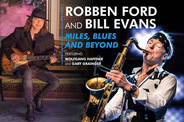 Robben ford and Bill Evans