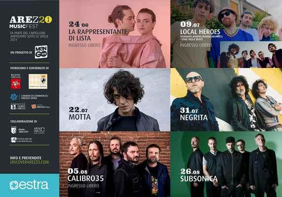 AREZZO MUSIC FEST 2021