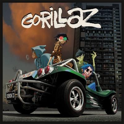 Gorillaz 2022