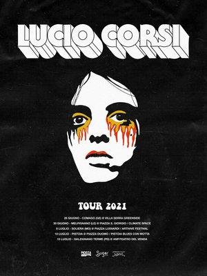 Lucio Corsi tour 2021