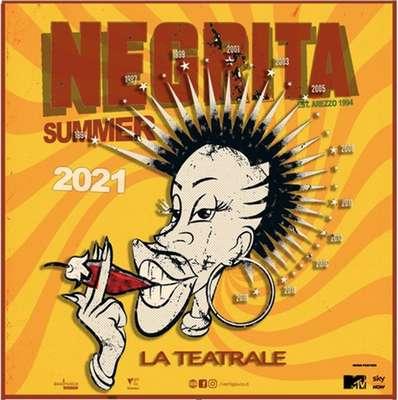 NEGRITA - La teatrale summer tour