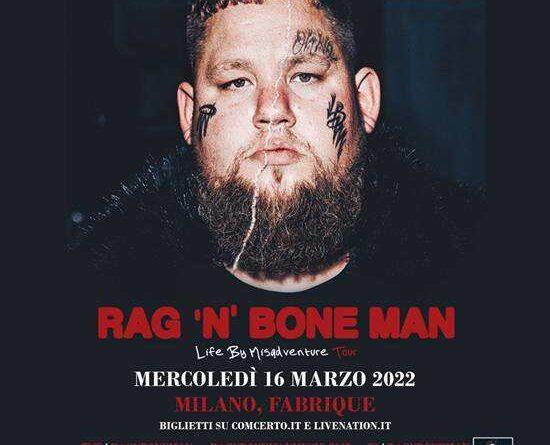 Rag'n'Bone live 2022