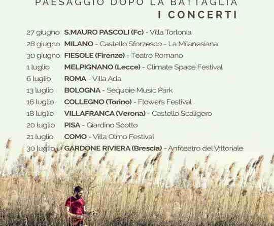 Vasco Brondi Live 2021