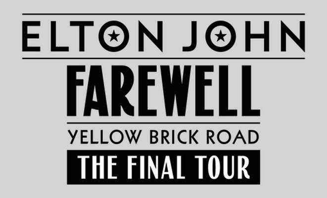Elton John FAREWELL YELLOW BRICK ROAD THE FINAL TOUR