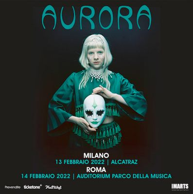 Aurora live 2022