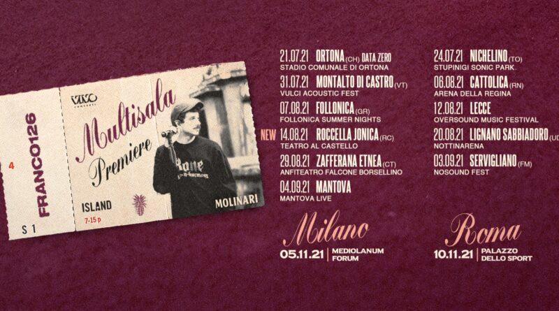 Franco126 Manifesto Multisala Premiere