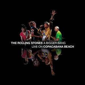 The Rolling Stones Bigger Bang Live Cover