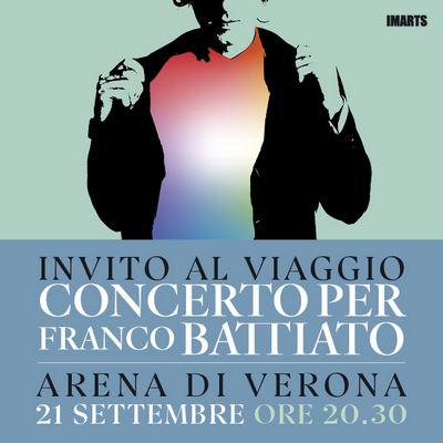 invito al Viaggio Concerto tributo peer Franco Battiato