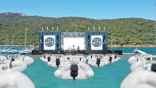 Water World Music Festival.