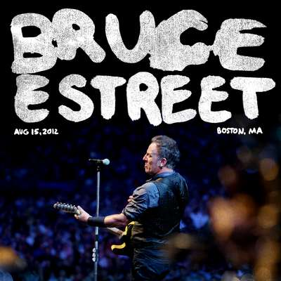 Bruce Springsteen Live Boston 2012