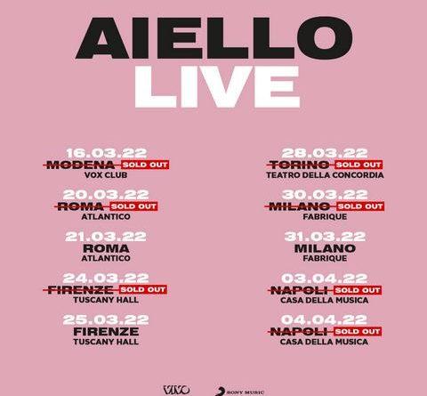 Aiello live