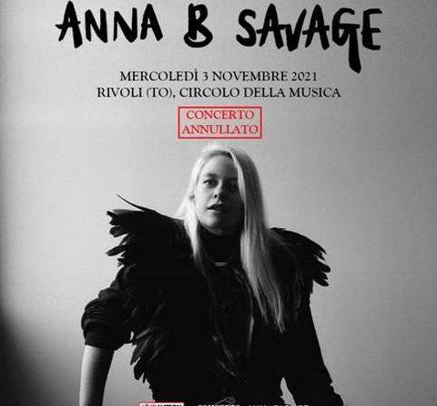 Anna B Savage