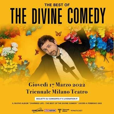 THE DIVINE COMEDY - Live a marzo 2022