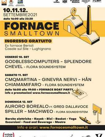 FORNACE SMALLTOWN
