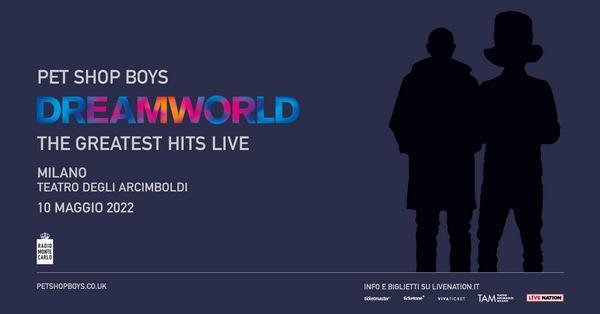 Pet Shop Boys Live Milano 2022